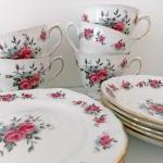 Vintage Queen Anne, Ridgway china t..
